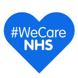 We Care NHS Social Media Profile Image